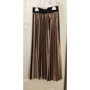Dresses & Skirts - RW & Co pleated skirt XL new without tags.